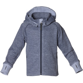 Isbjörn Wooly Midlayer Children blue